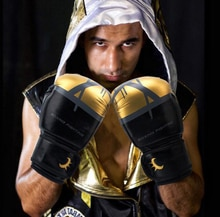 Gants de Boxe Ufc haute qualité adultes femmes hommes en cuir MMA Muay Thai mitaines de Boxe Sanda gants de combat 6OZ 12OZ entraînement de gymnastique