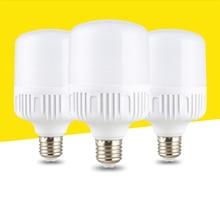 E27 Led ampoule 5W 10W 15W 20W 30W 45W 65W 85W AC 220V Lampada éclairage LED lampes de Table lumière haute luminosité Lampada LED