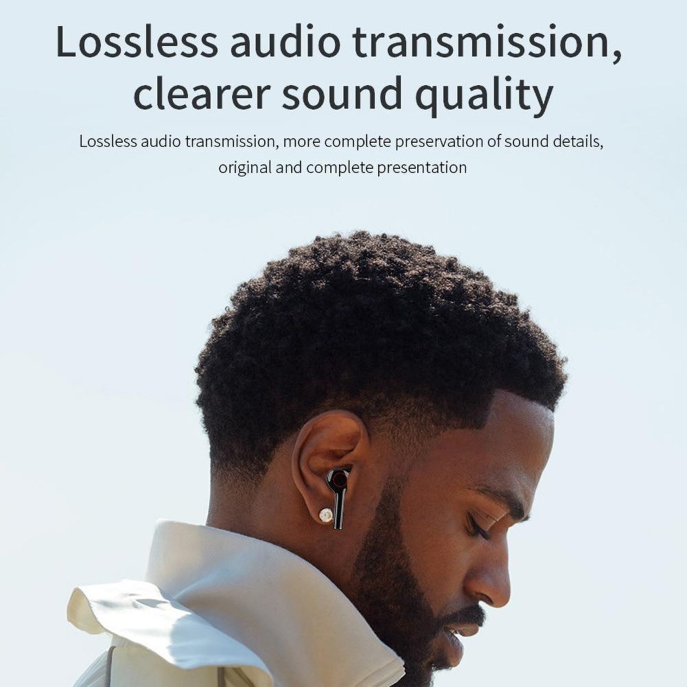 L31 Wireless Mini TWS Wireless Bluetooth 5.0 Headset HiFi Stereo HD Call Headset  Waterproof Sports Earphone enlarge