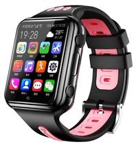 4G GPS Wifi location étudiant/enfants SmartWatch téléphone H1/W5 android système horloge app installer Bluetooth montre intelligente 4G carte SIM