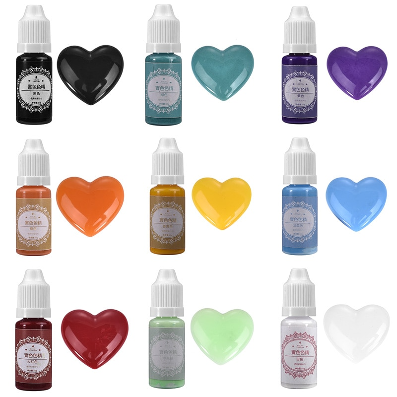10ml-17-della-resina-di-colore-del-pigmento-di-resina-epossidica-pigmenti-liquido-colorante-tintura-resina-monili-che-fanno