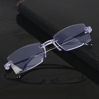 Очки для чтения Без Оправы унисекс, пресбиопические, с защитой от сисветильник