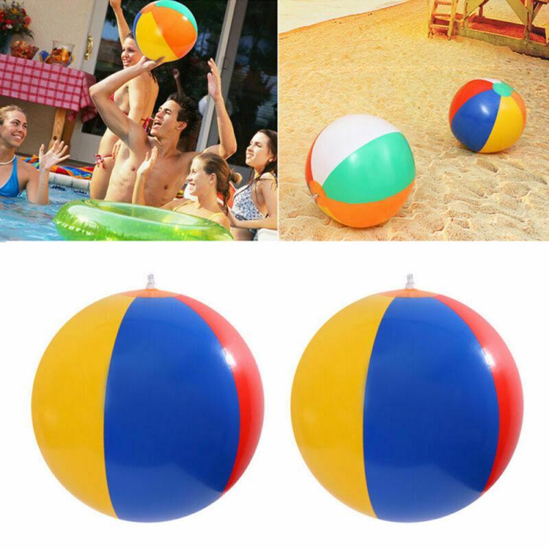 ¡Novedad de 2020! Pelota inflable de playa para verano, piscina al aire libre, pelota de juego de natación, juego de agua, pelota que rebota en el agua TXTB1