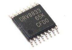 10 unidades / lote DRV8833PWPR DRV8833PWP DRV8833 TSSOP16 em estoque
