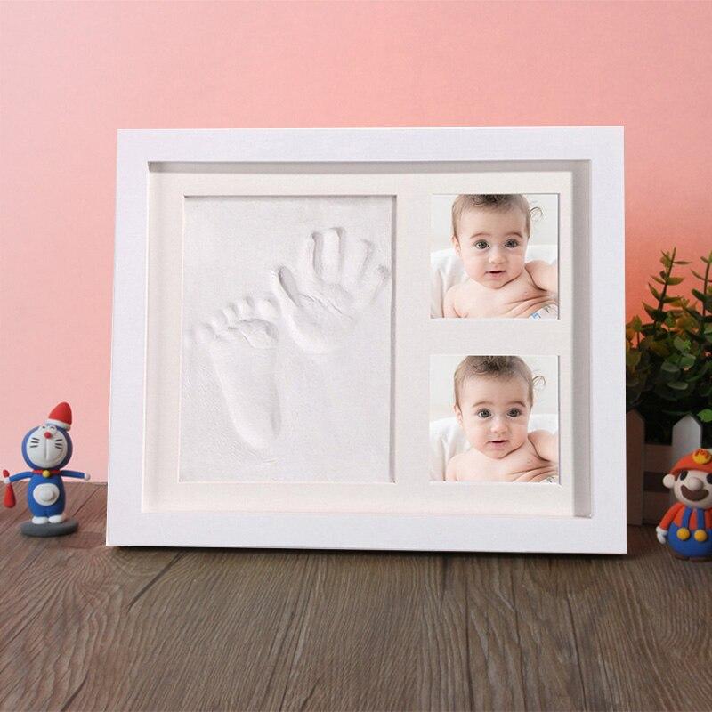 porta retrato 3d para bebes molde de tinta para bebes recem nascidos decoracao de