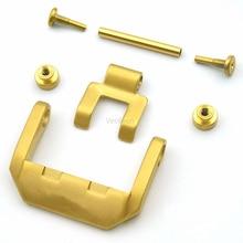 Металлическая пряжка для часов для мужчин ремешок для часов для GX56BB GWX-56 высокого уровня 316L нержавеющая сталь Оригинальная застежка аксессуары