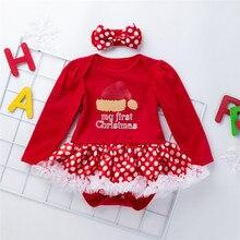 2019 Newborn Kids Baby Girl Outfits Long Sleeve Romper Tutu Pants Dress