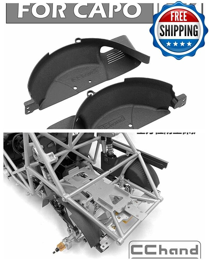 Nylon rear wheel cover muddy fender for Capo JKMAX V1.0 V2.0 2020 upgrade part