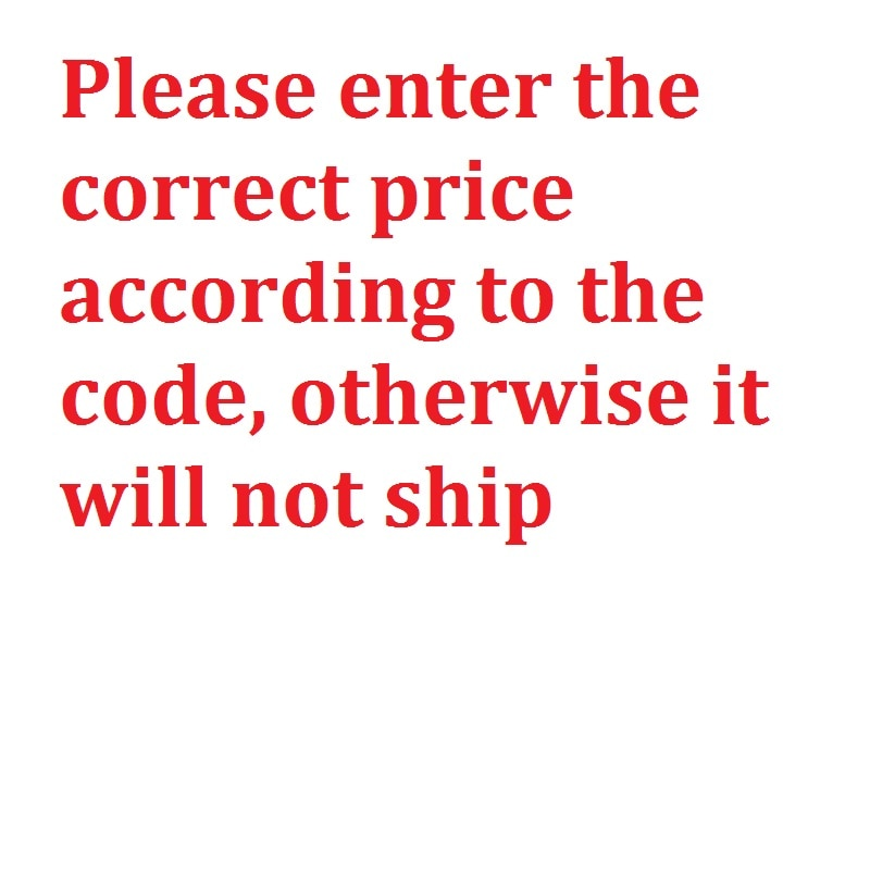 Special Category / Additional Pay on Your Order Code Resend Compensation Fee Shipping Extra недорого