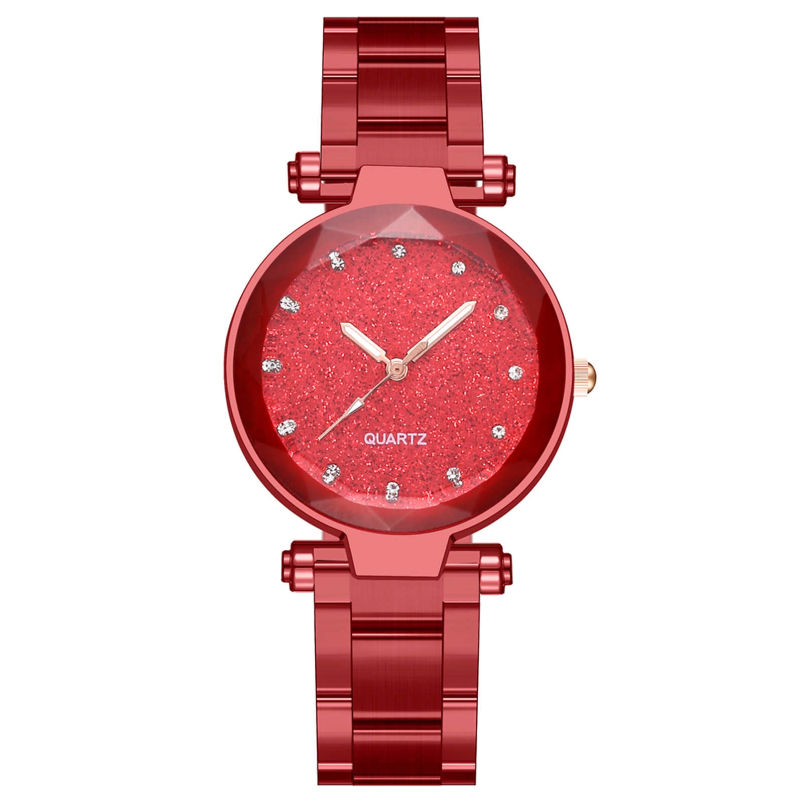 Quartz Watch Women Fashion Luxury Design Watches Ladies Stainless Steel Dial Casual Wristwatch zegarek damski relogios masculino