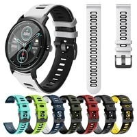 easyfit sport silicone strap for mibro air smart watch band bracelet replace watchband accessories