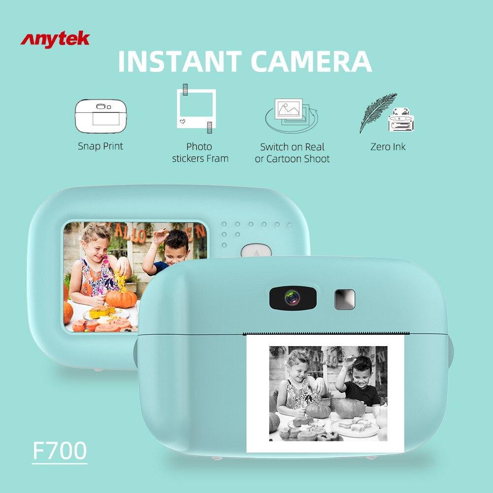 يمكن إضافة 32GB F700 ل بولارويد لحظة كاميرا فوتوغرافية الأطفال كاميرا لعب صغيرة ل بولارويد الرقمية الصغيرة SLR كاميرا كهدية