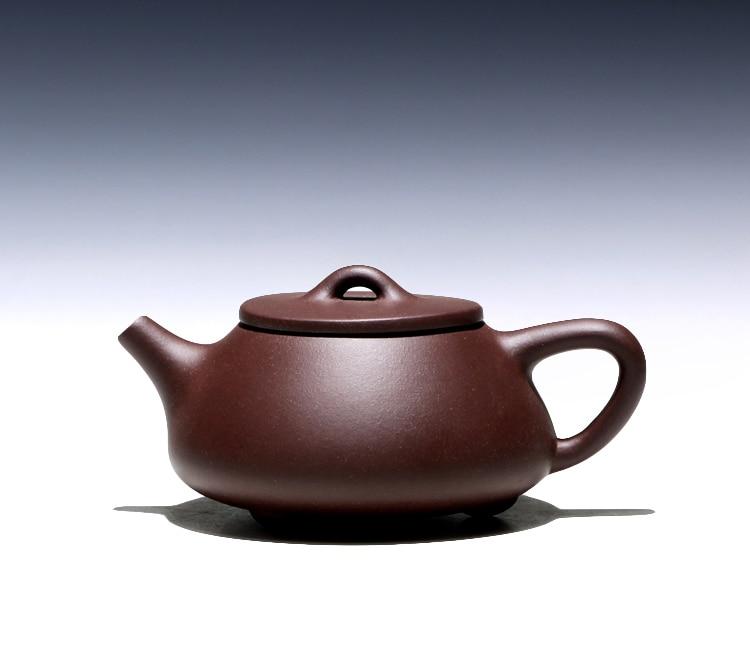 wu de Pedra Yiyixing Roxo Argila Bule Elementos Modelos São Recomendados Rong-hua Manual Puro Gourd Concha 200 cc Joy Pot