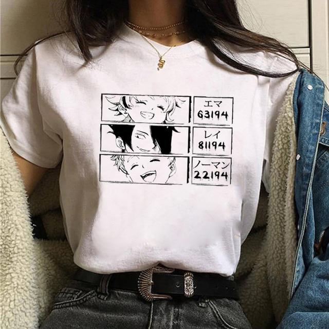 Hunter X Hunter Anime T Shirt Top Tee Killua Zoldyck Devil Eye Kurapika Tops Short Sleeve Women T-shirt Casual Tshirt Clothes 4