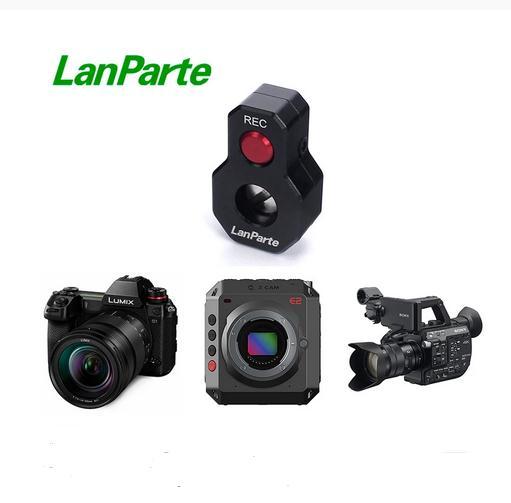 LanParte-التحكم في كاميرا SONY LANC REC ، لكاميرا باناسونيك S1 ، Z Cam E2 ، Blackmagic ، ملحقات كاميرا DSLR