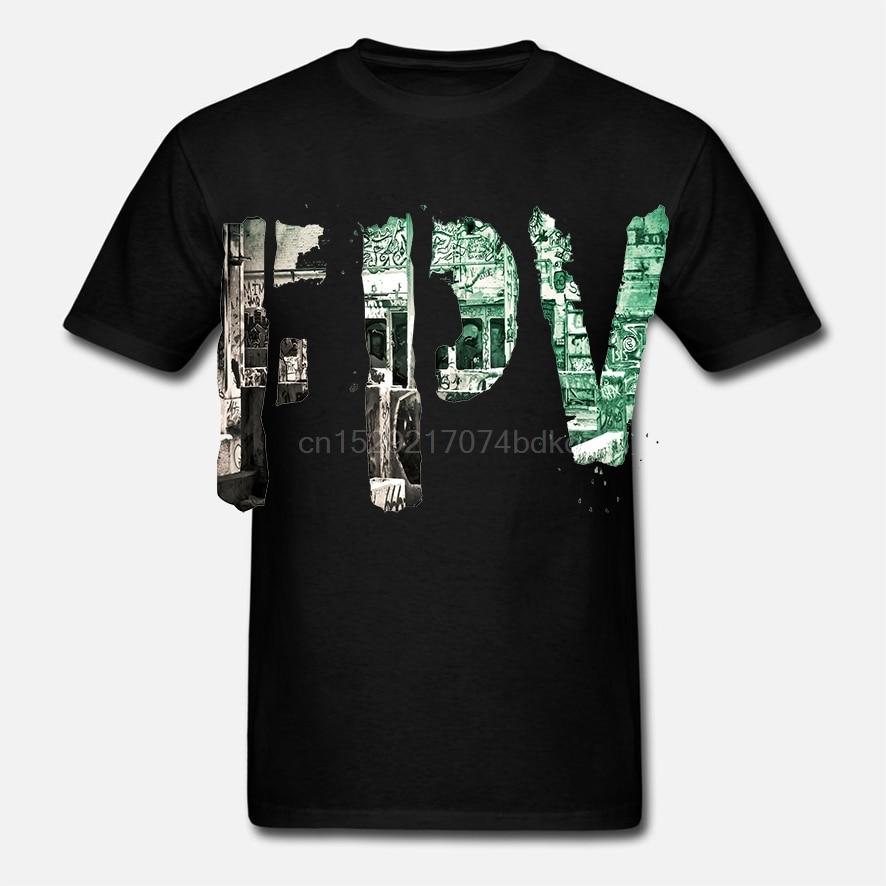 Мужская футболка FPV бандо женская футболка