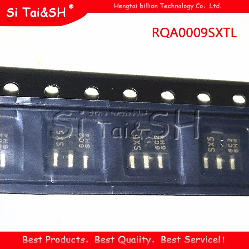 5PCS RQA0009SXTL SOT-89 RQA0009SXTL-E SOT89 RQA0009 marcado SX5