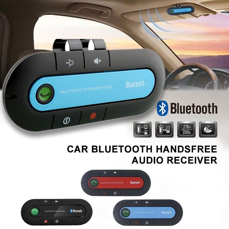 Vehemo רכב דיבורית Bluetooth מתאם אלחוטי אודיו מקלט עבור לרכב אוטומטי סטריאו Bluetooth יד רכב Bluetooth מקלט