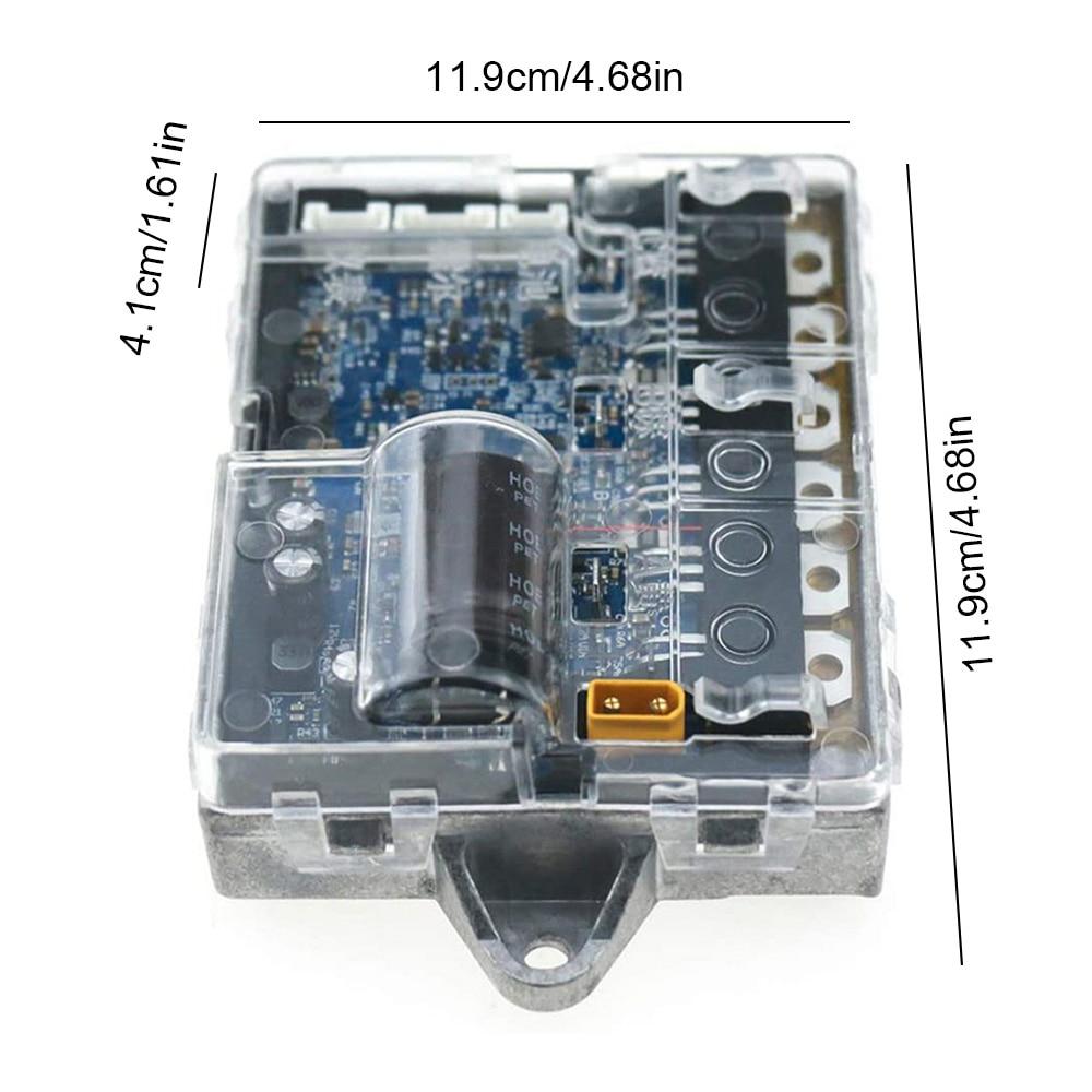 سكوتر الكهربائية تحكم سكوتر اللوحة تحكم ل شاومي Mijia M365 الكهربائية سكوتر سكيت اكسسوارات
