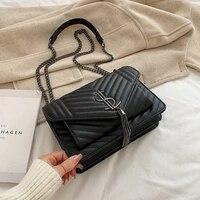 luxury handbags women bags designer 2021 women leather messenger bag sac a main tassel chains shoulder bag female handbag ladies