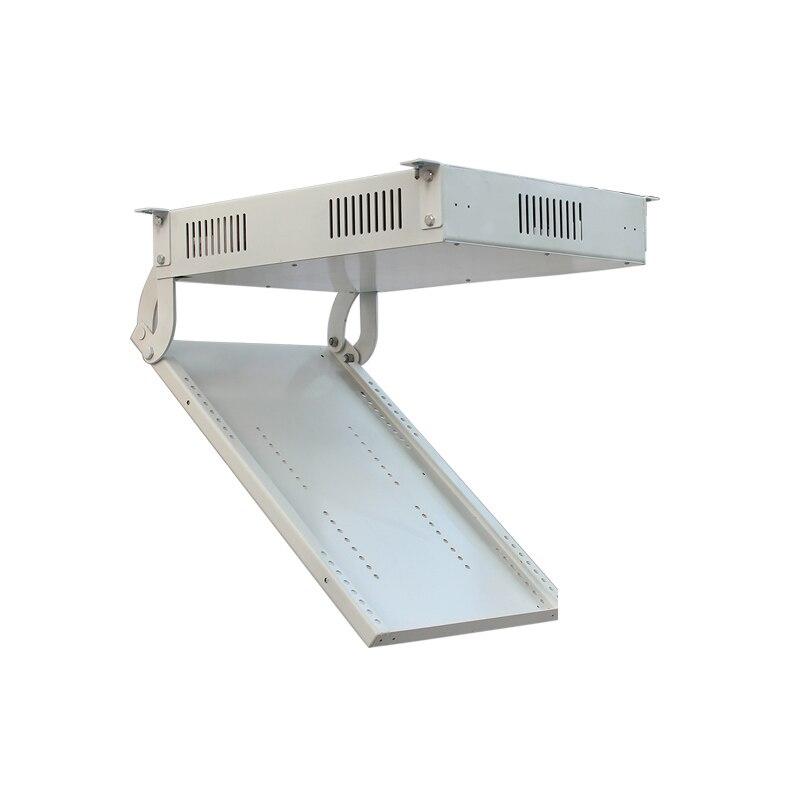 Electric  Motorized Tv Inside Rotating Mount Hidden Ceiling  Remote Lcd Flip Inward Lift Hanger Genuine Turner Seat
