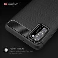Per Cover Samsung Galaxy A41 custodia per Samsung A41 Soft Armor TPU paraurti Cover per telefono per Samsung M21 A52 A72 A71 A51 A41 Fundas