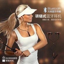 KAPCICE Bluetooth 4.2 écouteur avec micro anti-transpiration Sport sans fil écouteurs basse casque pour téléphone MP3 vidéo
