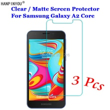 3 Pcs/Lot For Samsung Galaxy A2 Core 5.0