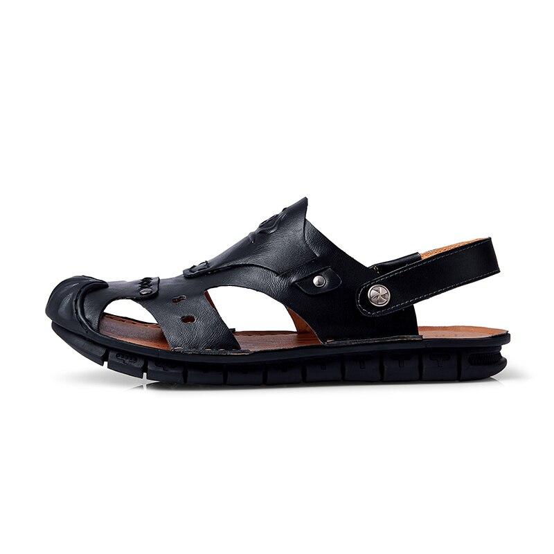 Sandalias de goma zapatos de verano al aire libre calzado sandalias de...