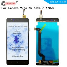 Pour Lenovo Vibe K5 Note A7020 K52e78 K52t38 K52t58 5.5
