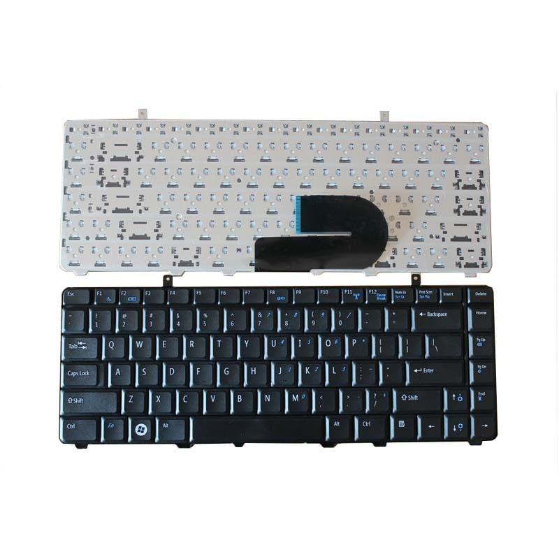 Inglês Teclado para Dell a860 vostro 1014 1015 1088 PP37L A840 R811H 0R811H R818H 0R818H PP38L EUA Preto teclado do laptop