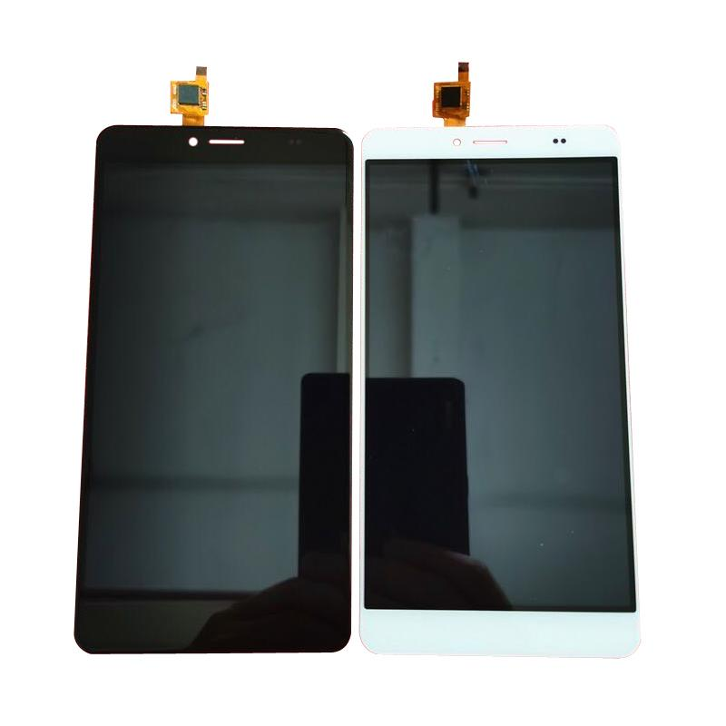 For Bluboo Maya Max LCD Display+Touch Screen Digitizer LCD Assembly free 3m stickers