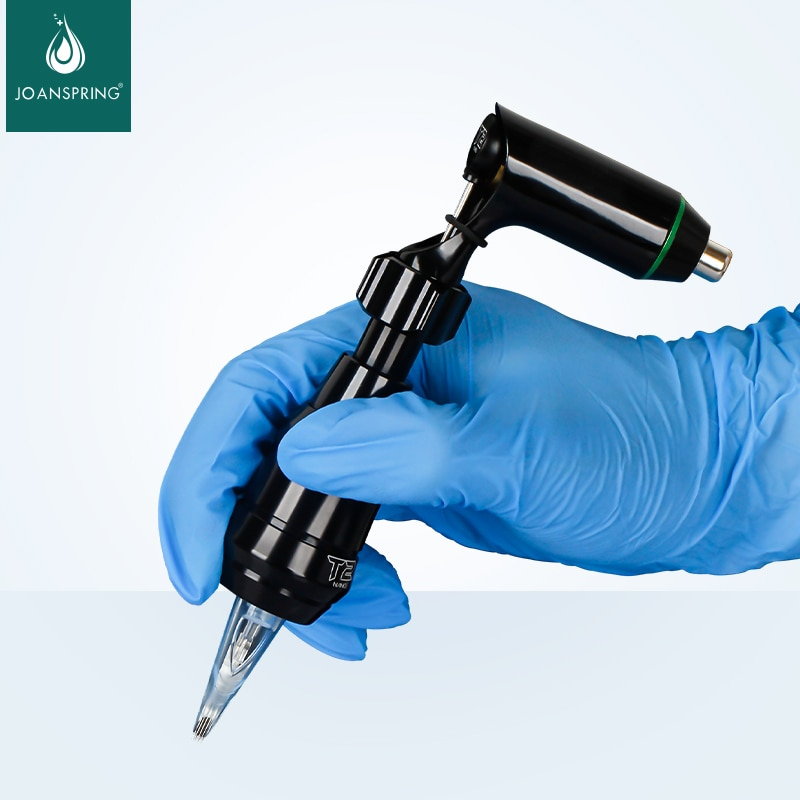 آلة الوشم الدوارة المهنية ، قلم الوشم ، محرك قوي ، واجهة RCA ، مكياج دائم