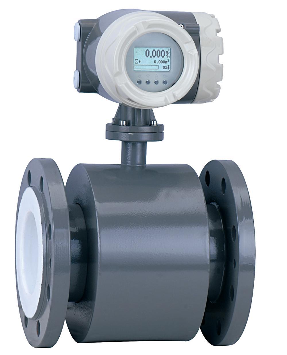 Electronic fuel steam co2 o2 beer vacuum magnetic sensors sensors digital transmitter flow meter flowmeter
