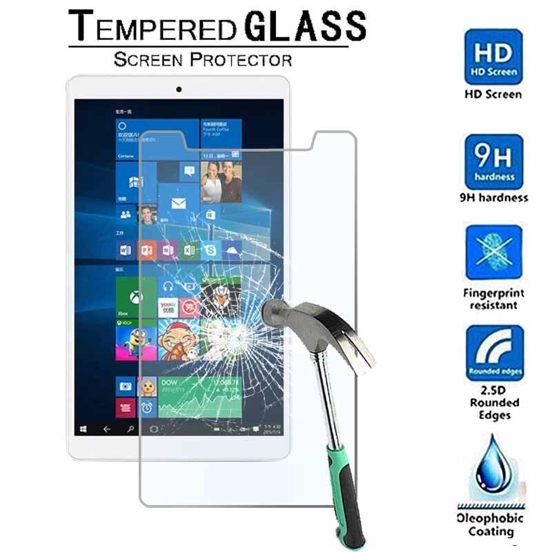 Para teclast x80 plus-9h premium tablet protetor de tela de vidro temperado filme protetor guarda capa