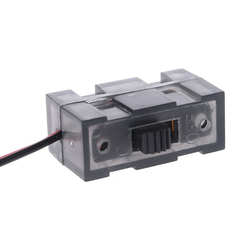 Off-Road 320A 2~4S LiPo Battery Brushed ESC Speed Controller T Plug BEC 5.6V 2A for RC 1/10 Car Truck Auto R7RB enlarge