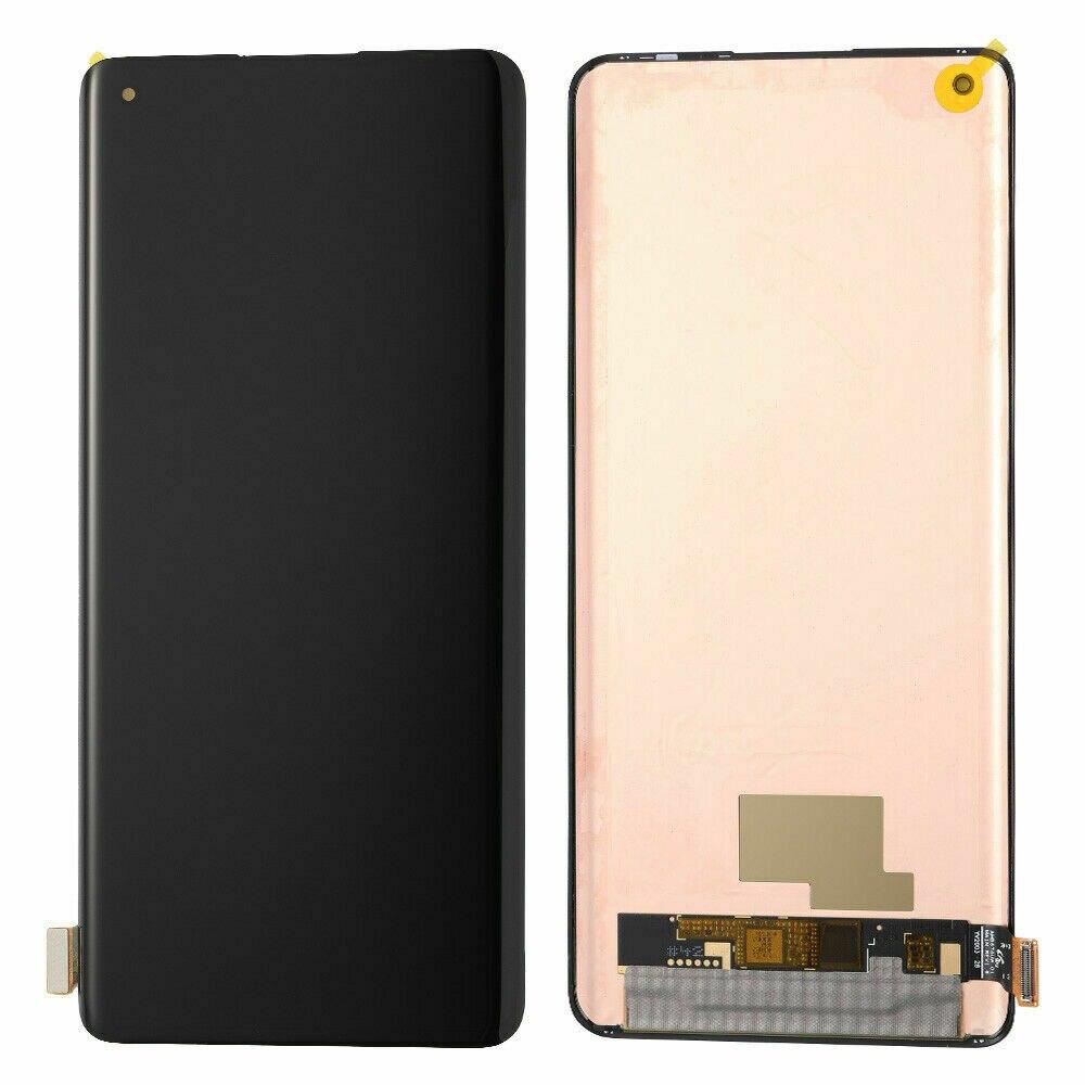 ل OnePlus 8 الموالية واحد زائد 8pro 1 + 8 برو شاشة الكريستال السائل مجموعة المحولات الرقمية لشاشة تعمل بلمس الأصلي Amoled IN2023 IN2020 IN2021