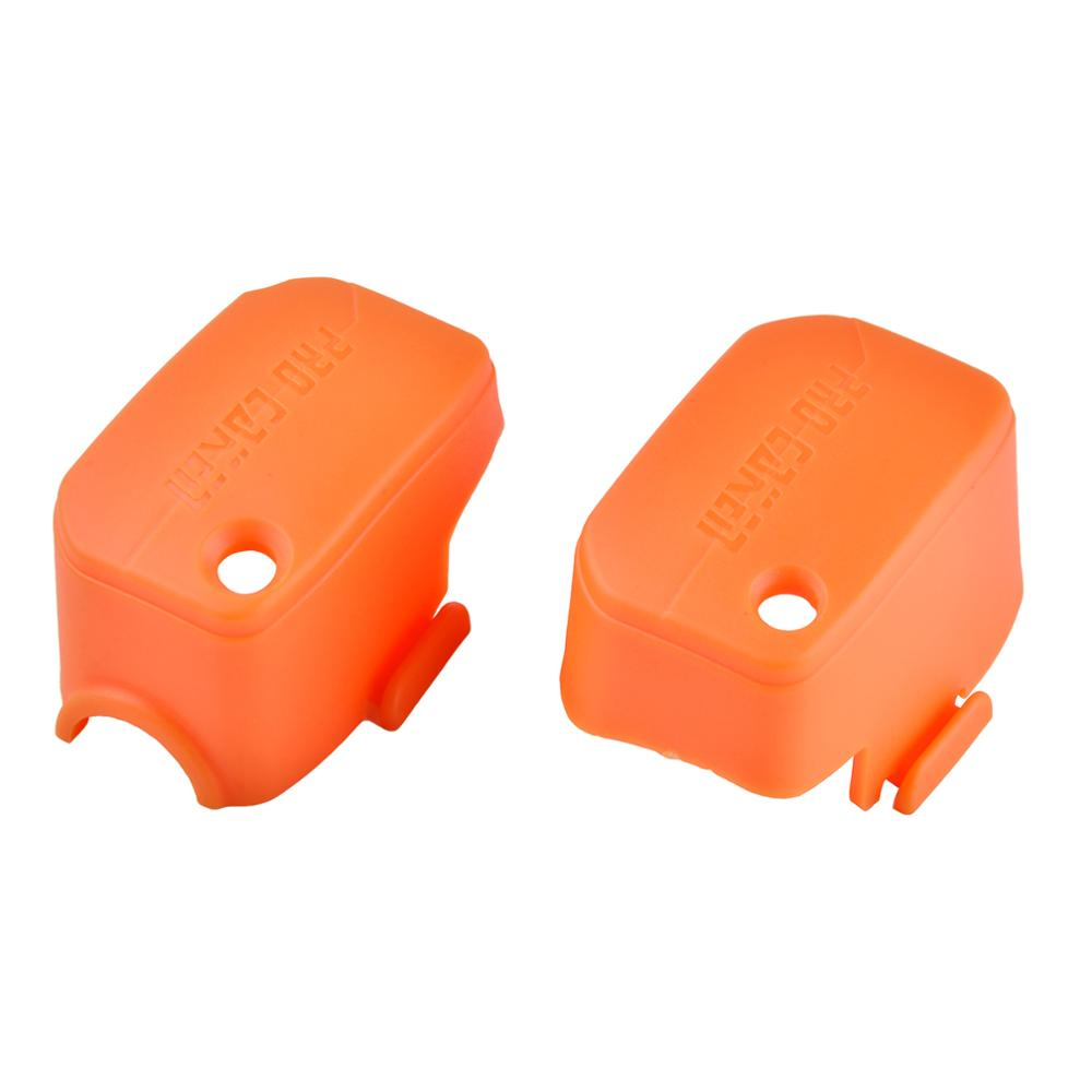 Master Cylinder Covers Cases Guard For KTM 125 200 250 300 350 400 450 500 525 530 SX SXF XC XCF XCW XCF-W EXC EXC-F SMR XCRW