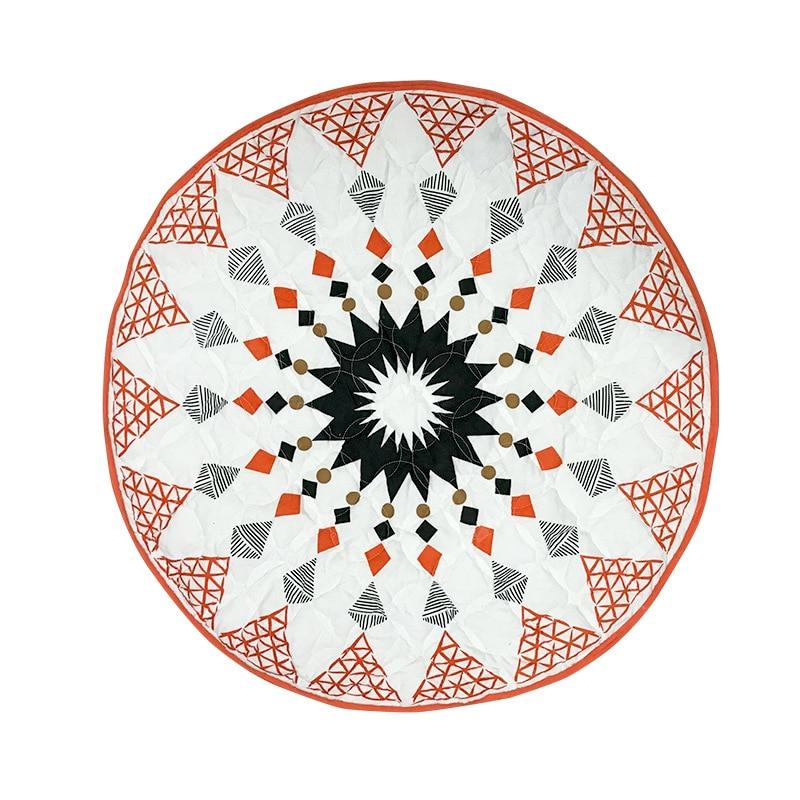 Bebé chico geométrica alfombras bebé Gateando alfombras Alfombra Para Bebe Gateando ronda...