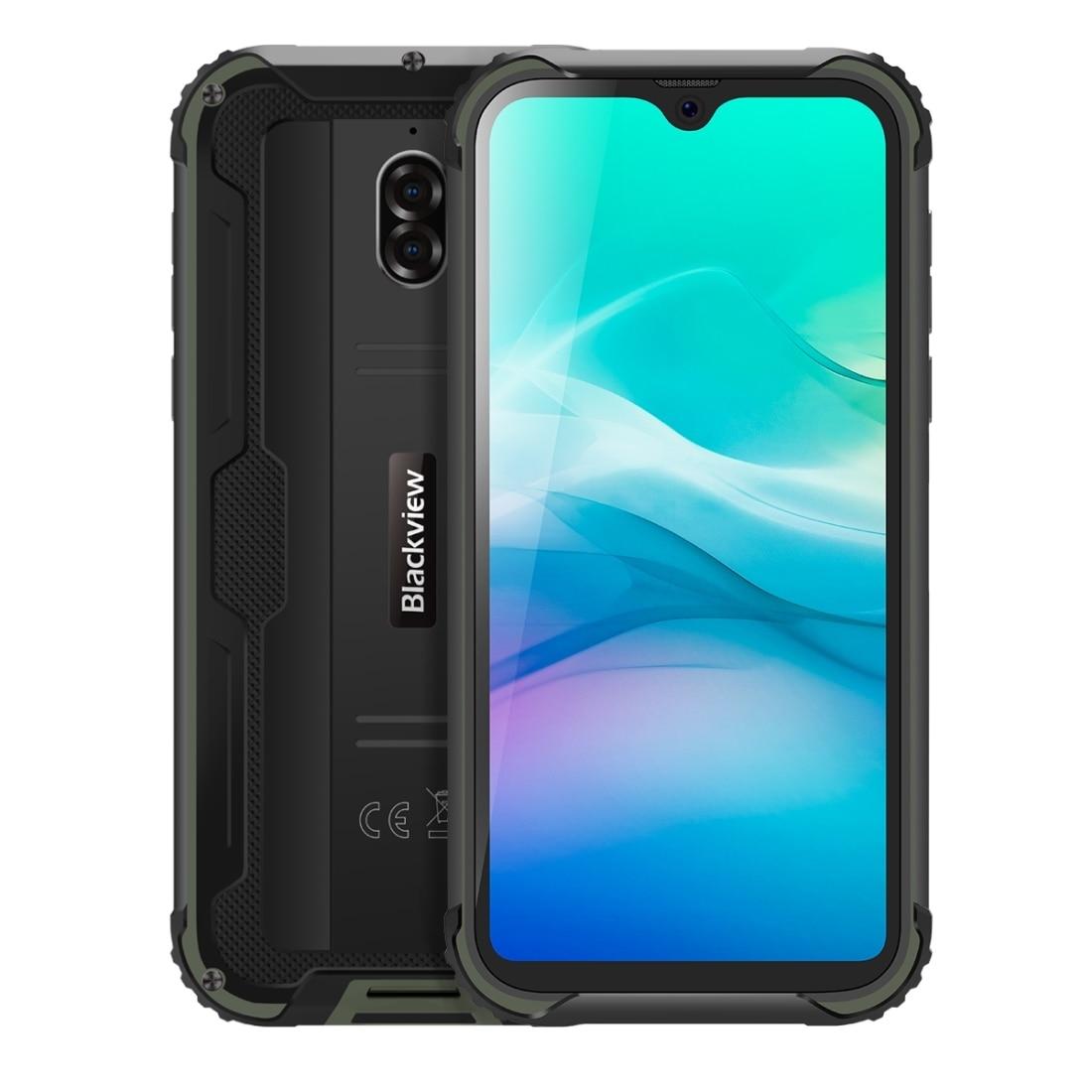 Смартфон Blackview BV5900 защищенный, IP68, 3 + 32 ГБ, экран 5,7 дюйма, 5580 мАч, MTK6761 четыре ядра, Android 9,0 Pie, NFC, 4G