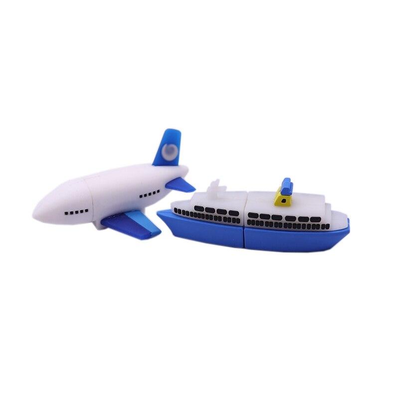 Unidad flash USB de 128gb para avión, unidad flash usb de 4 gb, 8 gb, 16 gb, 32 gb, 64 gb, Memoria personalizada, regalos, pendrive cle