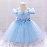 newborn clothes baby princess dresses for baby girls 1 year birthday dress infant party dress baby baptism wedding gown vestido