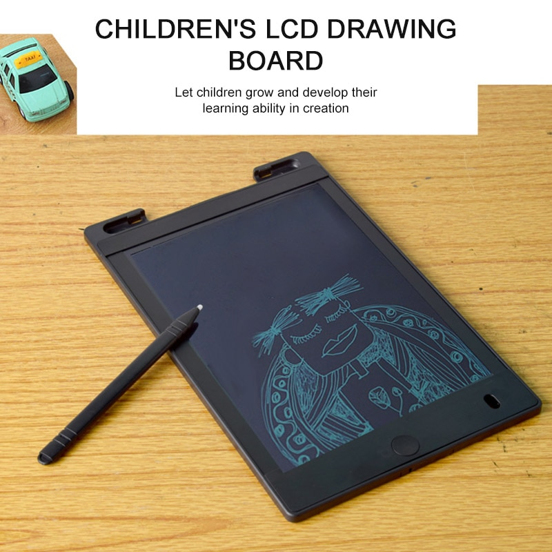 Ultralight 8.5 Inch Graphic Tablet Digital Graphics Device Levels Digital Drawing Tablet For Kids With Pen