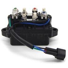 Motorrad Starter Magnet Relais Für Yamaha P60 P75 TLH D150 TLR 90 TL/XLR LX150 LX200 L225 LX225 L250 LX250 75A 75C E75B 80A