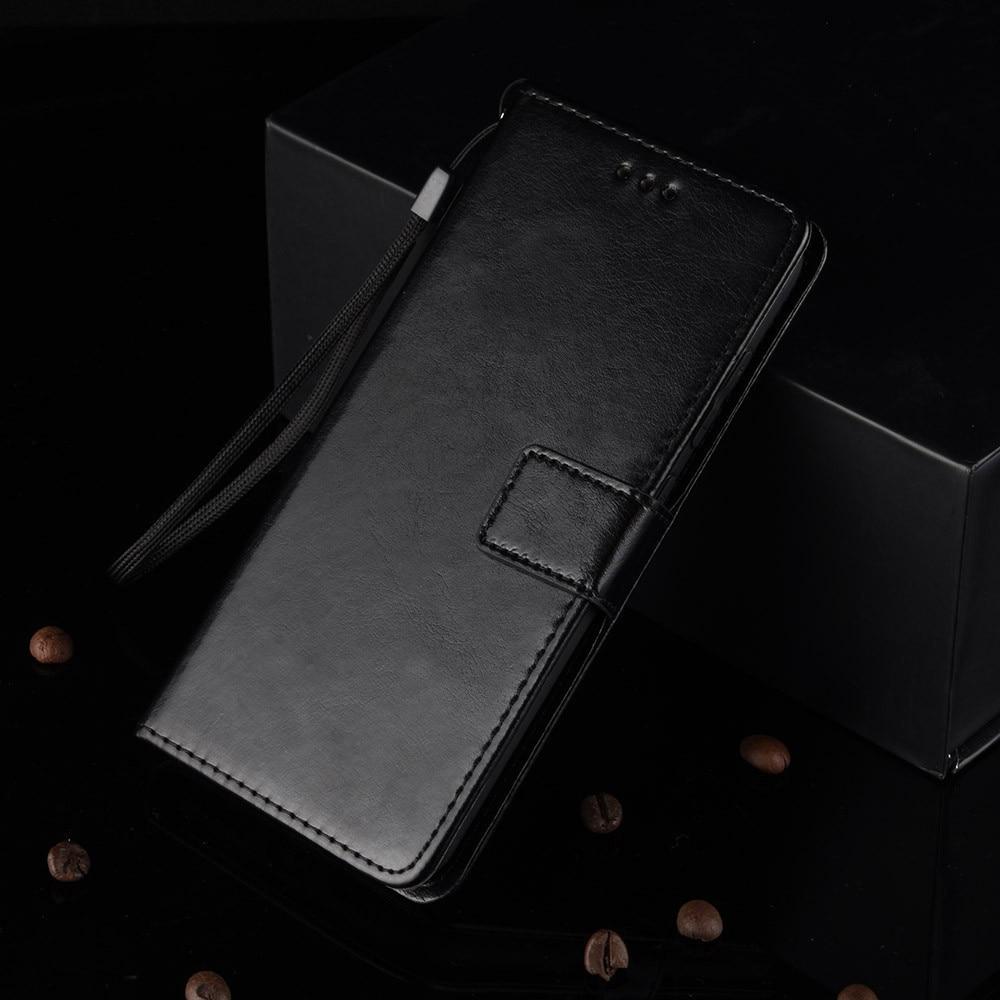 For Sharp Aquos Sense 6 Case Luxury Flip PU Leather Wallet Lanyard Stand Case For Sharp Aquos Sense