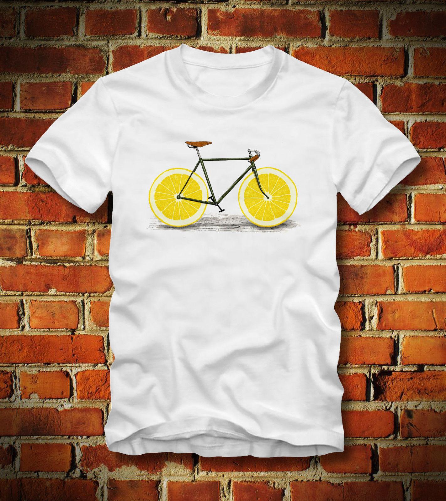 Mode Neue Top Tees T-shirts Neuheit Oansatz Tops Fixie Fahrrad Fahrrad Rennrad Mountainbike graphic Tees