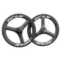 16inch folding bike 16 349 brompton fnhon trispoke 3spoke wheel custom cycling rim 3s 8s 9s 10s 11s