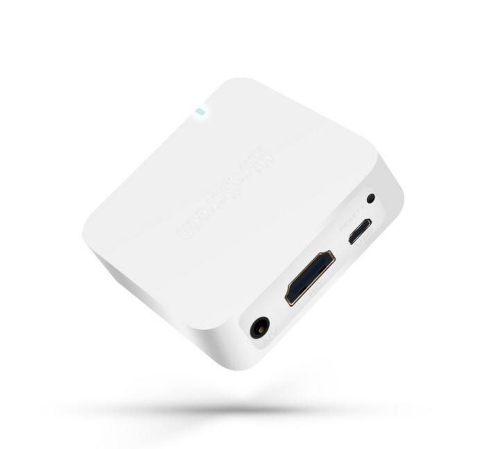 MiraScreen-جهاز استقبال تلفزيون مع HDMI للسيارة ، مفتاح إلكتروني متوافق مع Miracast ، DLNA ، Airplay ، wi-fi ، TVSX7 ، Windows ، android