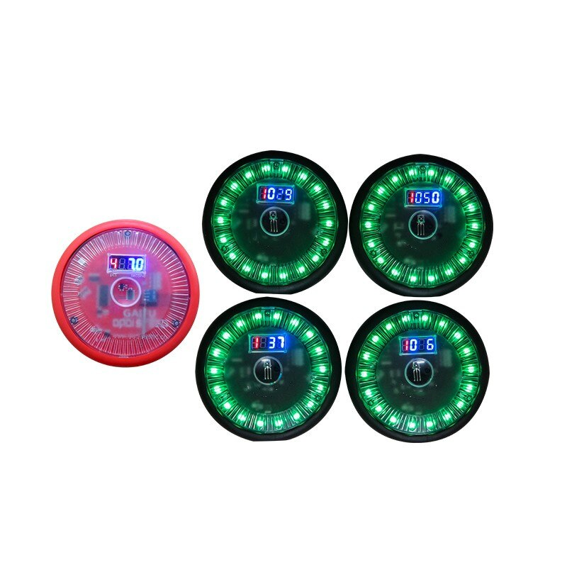 Improving speed agility Reaction training Light Trainer Fit Lamp Players Flash Exercise