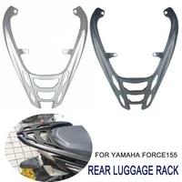 for yamaha force155 force 155 force175 force 175 motorcycle rear fender luggage rack support shelf seat rack bracket